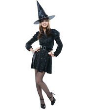 Morris Costumes Women's Dazzling Witch Preteen 14/16. PM809258