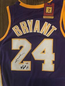 Kobe Bryant Signed Jersey (COA)