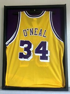 Shaquille O'Neal Autographed jersey/Los Angeles Lakers