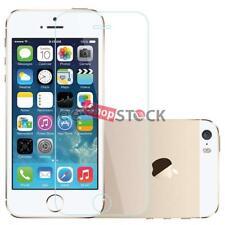 Vitre protection iphone 5SE 5C 5S 5 véritable verre trempé 0.26mm HD premium pac