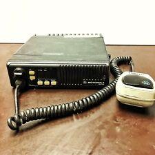 Motorola MaxTrac 300 VHF Mobile Radio - 146-174 Mhz 6-Channel, 45w