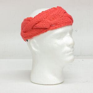 Burton Women's Chloe Headband Sangria (Coral) One Size #13426102622 Knit