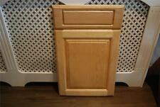 SOLID MAPLE KITCHEN UNIT DOOR AND DRAWER FRONT 450 X 560 +450 X 160 STOCK#59