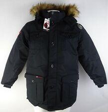 Canada Weather Gear Men's Full-Zip Heavy Weight Winter Jacket