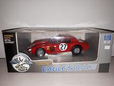 FERRARI 250 GTO LE MANS 1964 EAGLE'S RACE SCALA 1:18