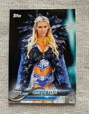 CHARLOTTE FLAIR - PHOTO VARIATION 2018 WWE Topps Then Now Forever #24 Variant
