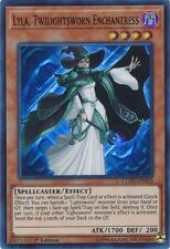 Lyla, Twilightsworn Enchantress (COTD-EN025) - Super Rare - 1st Edition