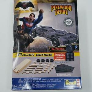 Revell Batmobile Pinewood Derby Racer Series Model Kit #15336