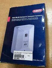 ABUS TVIP10055B VGA WLAN Wireless and Wire Network Compact Camera