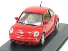 Artículos de automodelismo y aeromodelismo rojos, Volkswagen, Escala 1:43