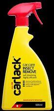 Carlack Insect Remover Bug Remover 500mL German-Designed Premium Care