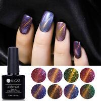 7.5ml UR SUGAR Chameleon 3D Cat Eye UV Gel Nail Polish Soak Off Magnetic Varnish