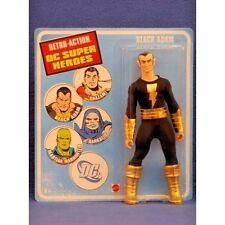 Retro Action DC Super Heroes Black Adam New
