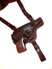 Shoulder gun holster TT Tokarev, 100% genuine leather  #135