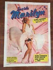 MANIFESTO.EROTICO SEXY HARD PORNO,INSIDE MARILYN,Olinka Hardiman 1985