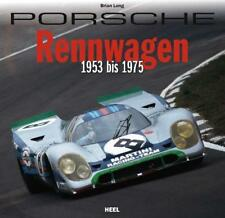 Porsche Rennwagen 1953 bis 1975 von Brian Long, Buch