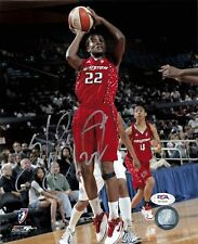 Sheryl Swoopes Signed 8x10 photo PSA/DNA Autographed Houston Comets