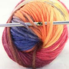 1skein X 50gr Hand Knitting Yarn Chunky Colorful Wool Scarves Shawls 27