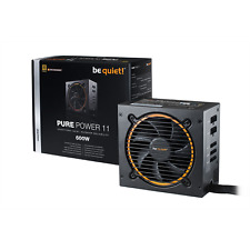 be quiet! Pure Power 11 600 Watt CM ATX V2.4 Netzteil 80+ Gold (120mm Lüfter)