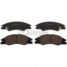Disc Brake Pad Set-DOHC, 16 Valves Front NAPA/ALTROM IMPORTS-ATM D1089S