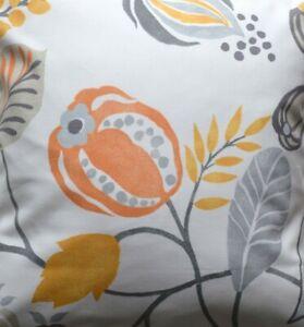 1Retro Chic 'Zest Orange' fabric