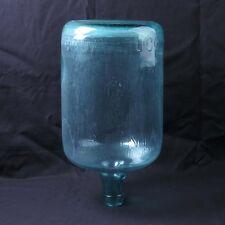 Broad Rock VA Water bottle Lithia 5 g glass vtg Seal of Virginia Richmond jug