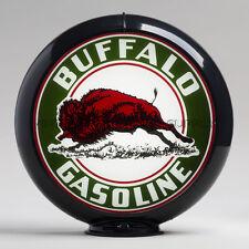 """Buffalo 13.5"""" Gas Pump Globe w/ Black Plastic Body (G108)"""