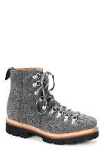 Grenson женские на шнуровке Nanette боевые ботинки серые размер 4