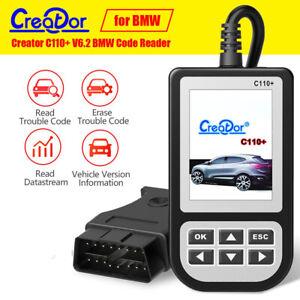 Creator C110+ For BMW MINI ABS/SRS Code Reader Full System Diagnostic Scanner UK