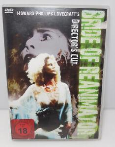 DVD Bride of Reanimatior - Director´s Cut FSK 18
