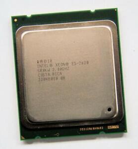 Intel Xeon E5-2620 SR0KW Six-Core 2.0GHz/15M/3600 Socket LGA2011 Processor CPU