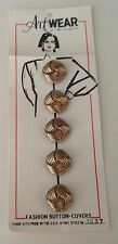 SALE!!  NWT Artwear by Jonas, Inc. Five Fashion Button Covers, Accessories
