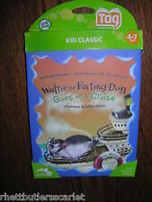 LeapFrog Tag  -- Walter the Farting Dog goes Cruise - Boys (Age 4-7) ~~~ New !