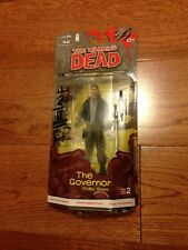The Walking Dead TV Comic Book Series The Governor Action Figure Todd