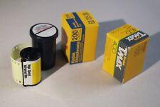 LOT 3 Roll Film LOMOGRAPHY Expired - Kodak INFRARED - TMAX - Ektachrome