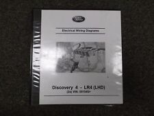Land rover car truck repair manuals literature ebay new listing2011 land rover lr4 electrical wiring diagrams service repair manual 50l v8 sciox Image collections