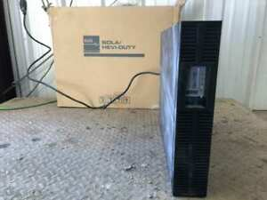 SOLA/HEVI-DUTY S4K2U700 UPS Uninteruptable Power Supply 120VAC 1PH -NIB