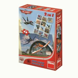 Mini Memo Puzzle 66 - Disney Planes - 2 in 1 from the world of Cars - EsmeLilly