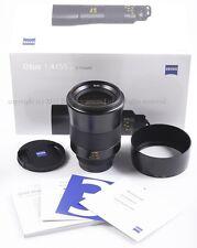New Zeiss Apo Distagon T* 55mm f/1.4 Otus ZF.2 for Nikon D5 D700 D810 D4s D3400