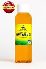 WHEAT GERM OIL UNREFINED ORGANIC CARRIER COLD PRESSED VIRGIN RAW PURE 2 OZ