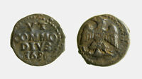 pci5992) Palermo. Carlo II. 1665-1700. Grano 1686. Aquila / VT COMMODIVS 1686