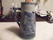 """Vintage Ceramics  Beer Stein , Pitcher - 10 """" TALL"""
