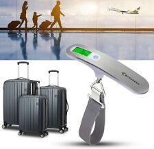 Pèse Bagage Valise Electronique Balance Portable Max 50Kg/110Lb LCD Voyage