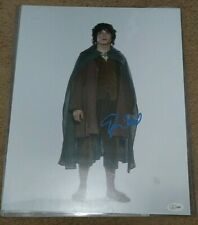 Elijah Wood Signed 11 X 14 Proof Lord Of The Rings Wilfred Back To The Future