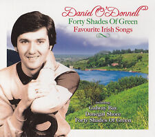 Daniel O'Donnell - Forty Shades Of Green | NEW & SEALED CD (Irish Country)