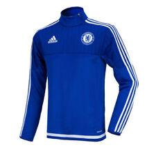 adidas Performance Mens Chelsea FC Long Sleeve Football Sweatshirt Training Top