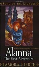 Complete Set Series - Lot of 4 Song of the Lioness books Tamora Pierce (Alanna)
