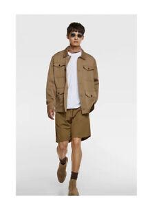 Men's Zara Jacket With Pockets