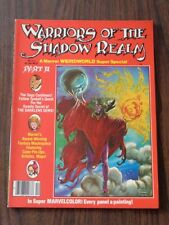 MARVEL SUPER SPECIAL #12 WARRIORS OF THE SHADOW REALM II AUG 1979 US MAGAZINE^