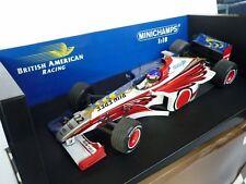 Minichamps 1:18 British American Racing 01 Supertec 1999 Villeneuve OVP TOP!!!